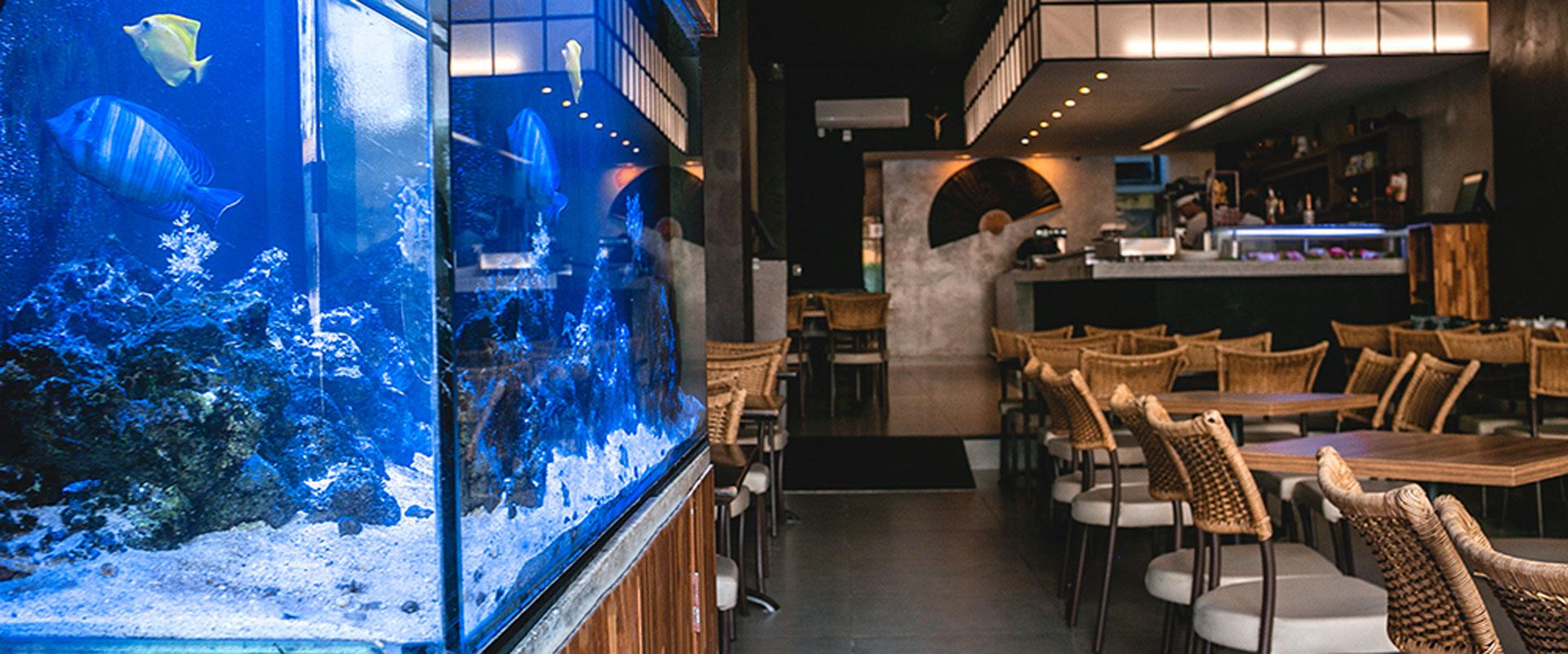 O Restaurante Shitake bh